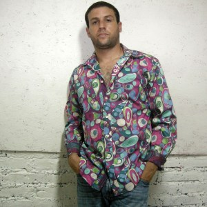 Robert Graham mens shirt-the remix vintage fashion