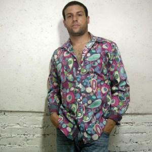 Robert Graham mens shirt-the remix vintage fashion