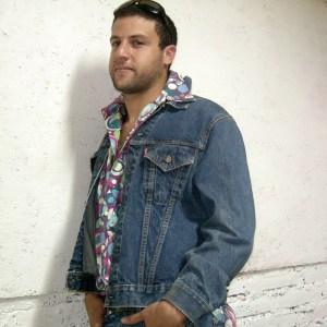 Big E Levi trucker jacket-the remix vintage fashionRemix Vintage fashion