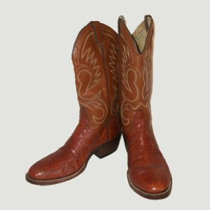 country western mexican leather