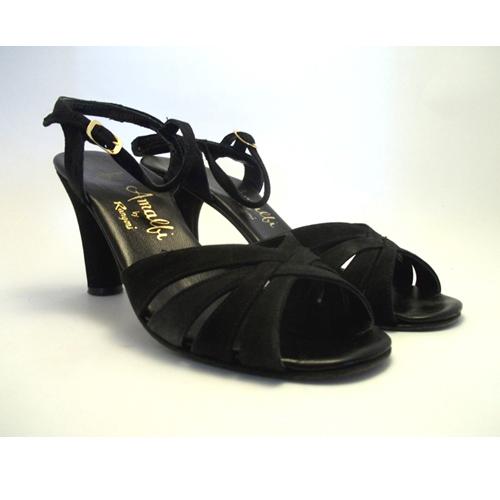 amalfi chunky heel