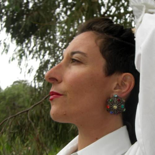 80s neiman marcus clip on rhinestone earrings - Remix Vintage Clothing