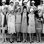 60s waistlines-the remix vintage fashion