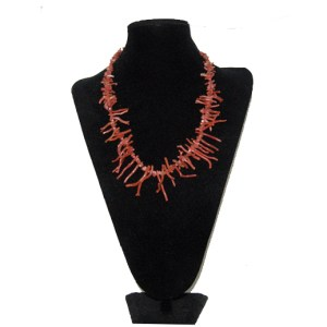 spiny branch coral necklace-the remix vintage fashion