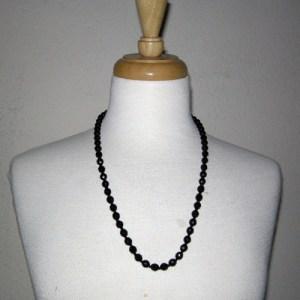 jet necklace 24-the remix vintage fashion