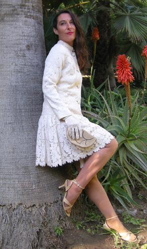 60s fashion dropwaist-the remix vintage fashion
