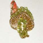 60s trends mushroom pin-the remix vintage fashion