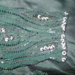 Victoria Royal Ltd Hong Kong 60s Silk Beaded Dress-the remix vintage fashion