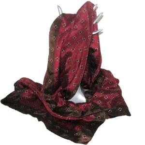 calvin klein silk scarf-the remix vintage fashion