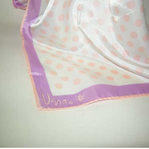 vera polka dot scarf-the remix vintage fashion