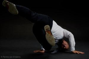 Emile Strijker Breakdancer