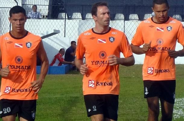 Lino, Fabiano e Dida