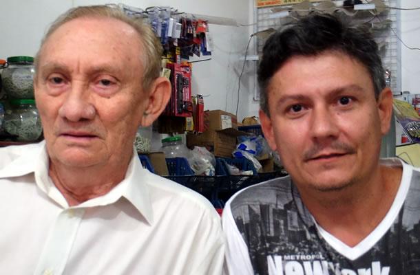 Max Fernandes e Max Fernandes Júnior