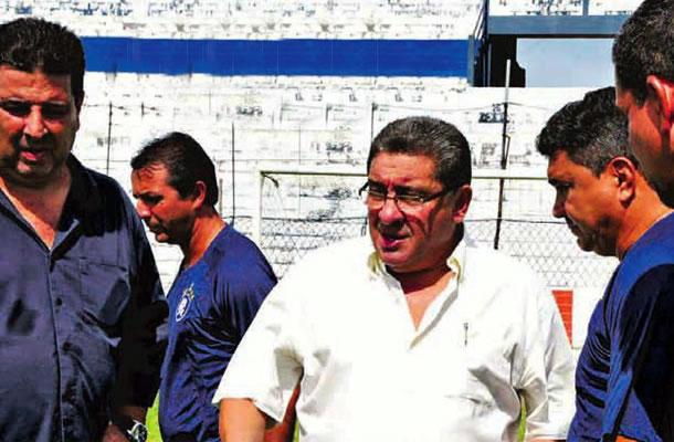 Sérgio Cabeça e Flávio Araújo