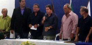 Sérgio Cabeça e Zeca Pirão