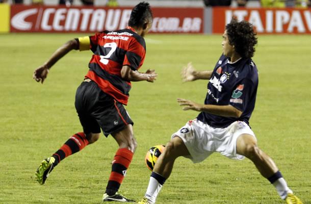 Remo 0x1 Flamengo-RJ (Berg)