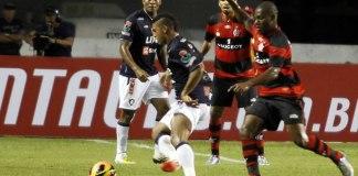 Remo 0x1 Flamengo-RJ (Val Barreto e Diogo Capela)