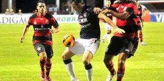 Remo 0x1 Flamengo-RJ (Leandro Cearense)