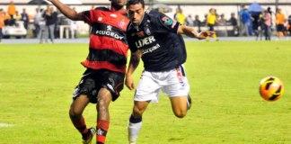 Remo 0x1 Flamengo (Fábio Paulista)