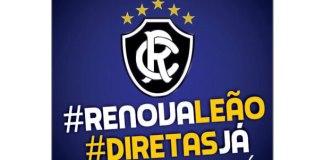 #RenovaLeão #DiretasJá