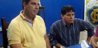 Zeca Pirão e Maurício Bororó