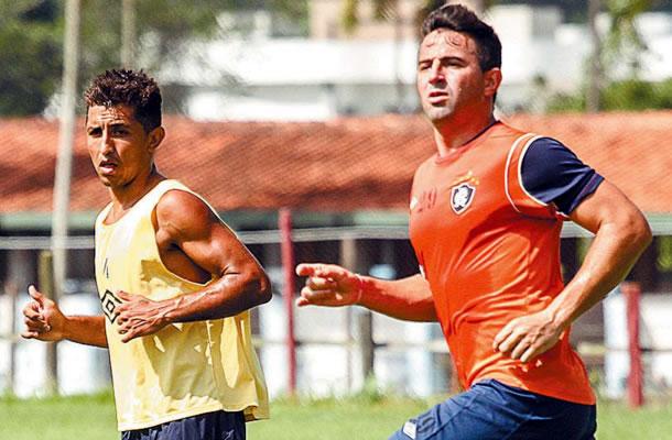 Thiago Potiguar e Leandro Cearense