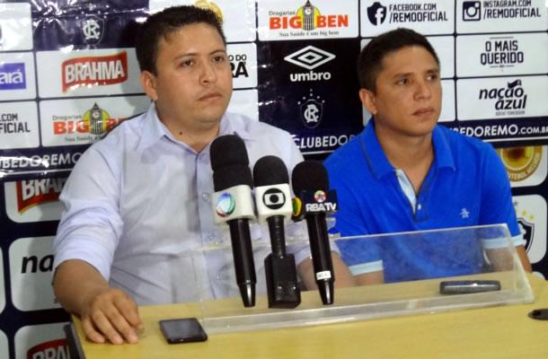 Thiago Passos e Emerson Dias