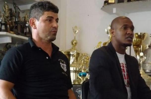 Luciano Viana e Gilberto