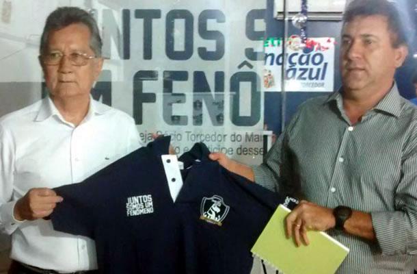 Pedro Minowa e Zé Teodoro