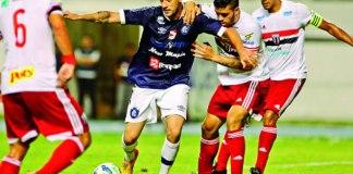 Remo 0x0 Botafogo-SP (Eduardo Ramos)