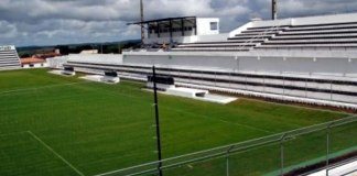 "Estádio Coaracy Fonseca, o ""Fumeirão"" (Arapiraca-AL)"