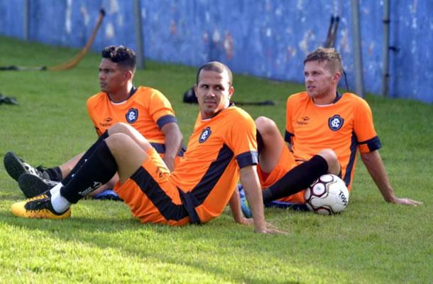 Nino Guerreiro, Ronny e Marcelo Labarthe
