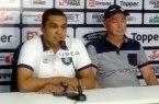 Marco Antônio Pina (Magnata) e Sérgio Dias