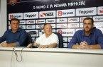 Milton Campos, Manoel Ribeiro e Miléo Júnior
