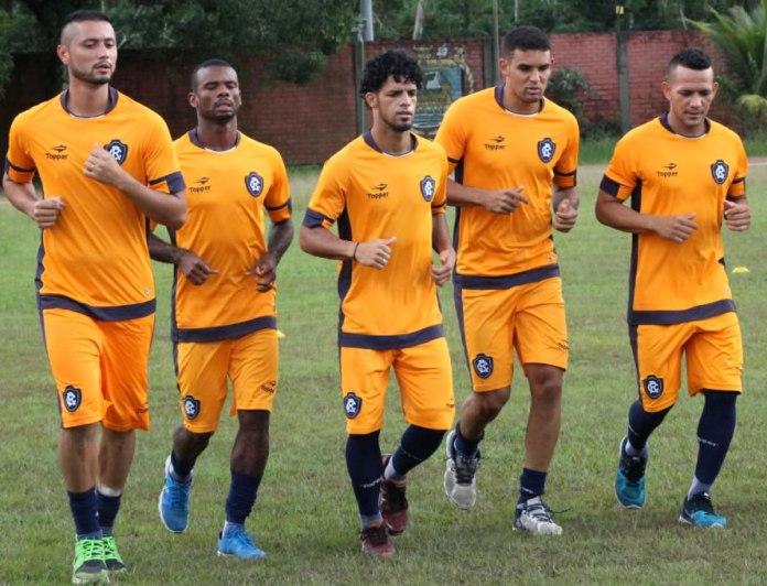 Bruno Maia, Fernandes, Jefferson Recife, Felipe Recife e Levy
