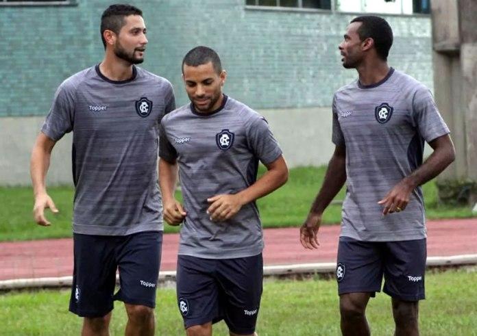 Bruno Maia, Rodriguinho e Fernandes