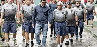 Erick Cavalcante, Wellington Vero, Zé Renato e Givanildo Oliveira