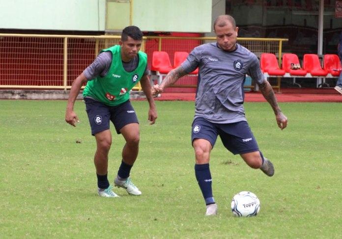 Felipe Marques e Everton