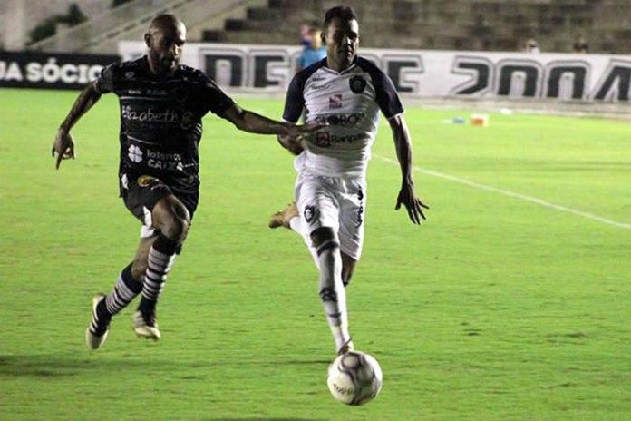 Botafogo-PB 1x3 Remo (Dedeco)