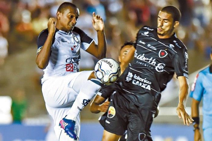 Botafogo-PB 1x3 Remo (Isac)