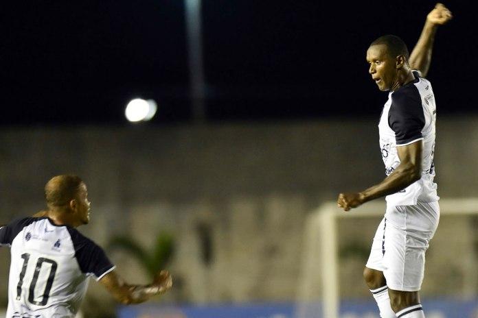 Botafogo-PB 1x3 Remo (Everton e Mimica)