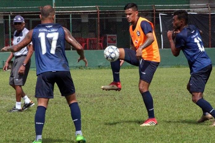 Givanildo Oliveira, Everton, Rafael Bastos e Dedeco