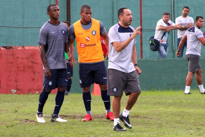Mimica, Eliandro e Artur Oliveira