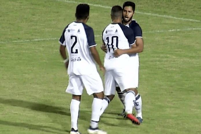 Confiança-SE 0x2 Remo (Nininho, Rodriguinho e Gabriel Lima)