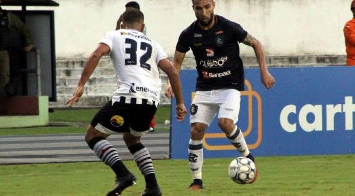 Remo 0x0 Botafogo-PB (Esquerdinha)