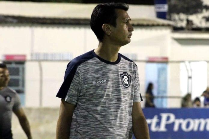 Salgueiro-PE 0x1 Remo (João Nasser Neto, o Netão)