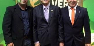 Júlio Martins, Coronel Nunes e Maurício Bororó