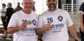 Cláudio Jorge e Fábio Bentes