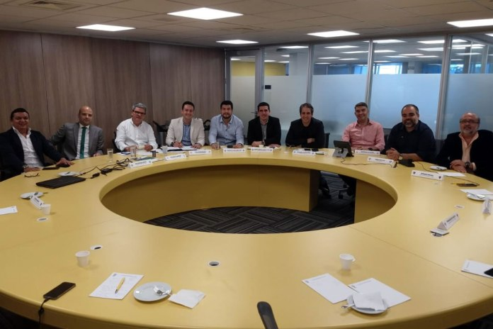 Reunião na CBF