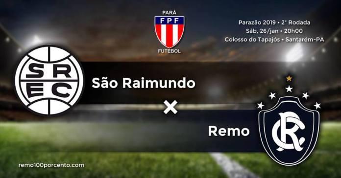 São Raimundo × Remo